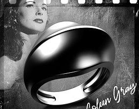3D print model Noir stars Coleen Gray
