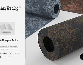 Wallpaper Rolls 3D