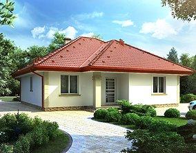 houses House model 3d dom6