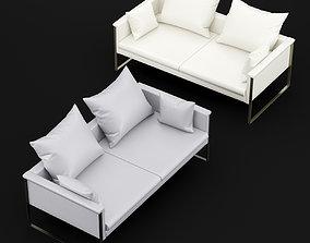 Sofa go large double BT design 3D