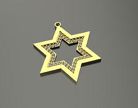 Model 55 David Star Diamond Dissimilar Distinct Ethnic