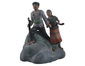 3D model Ethnic Chinese Keno