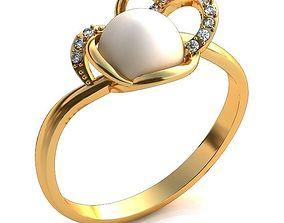 3D Ring BK011