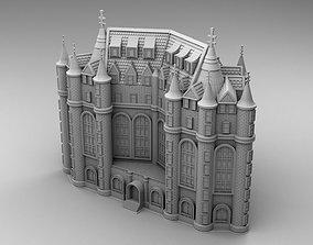 3D printable model Great castle