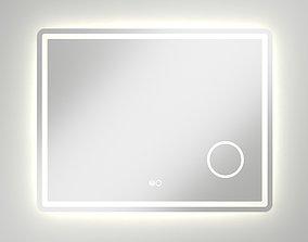 3D Deejay LED Mirror 900 x 700 mm