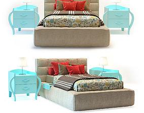 Y Boy bed 3D