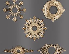 Trim Ornament 79 3D model