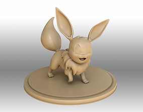 3D printable model Eevee - Pokemon