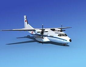 3D Casa CN-235 Turkish Air Force