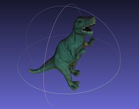 Tyrannosaurus rex toy 3D model