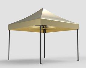 3D model Display Tent
