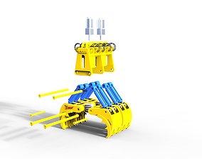 Jaw 75 3D print model
