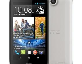 3D model HTC Desire 310 White