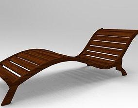 3D model Pool Lounge