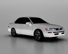 3D Toyota Corolla 1995
