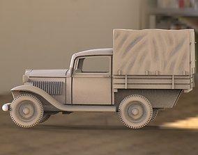 3D print model opel p4