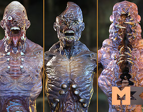 3D asset Creeping Creatures Pack