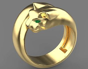 3D print model ring female bracelet