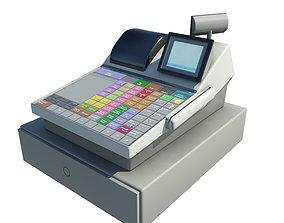 3D Cash Register - Till - POS