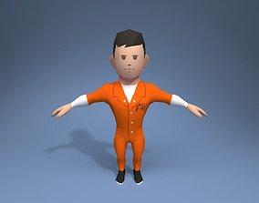 Inmate 3D model