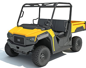 3D model Utility Vehicle