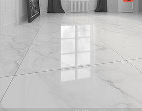 Calacatta Xtra Floor Tile 3D