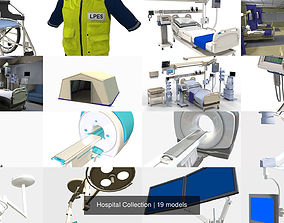 3D Hospital Collection