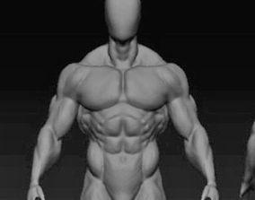 bodybuilder 3D