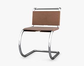 3D model Knoll MR Side Chair