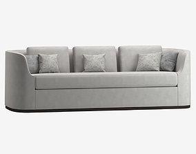 Chai Ming Studios Laurent Sofa chaise-lounge 3D model