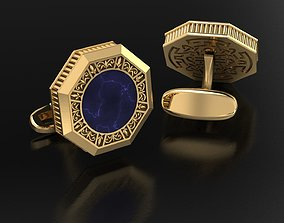 3D print model Classic original Cufflinks