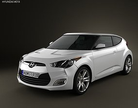 Hyundai Veloster 2012 3D