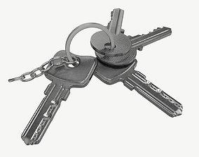 keys set 3D