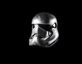 3D model Star Wars Stormtrooper Helmet
