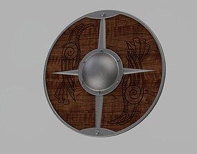 Eivor shield 3D print model