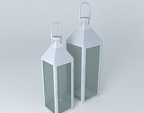 2 HERITAGE lanterns 3D model