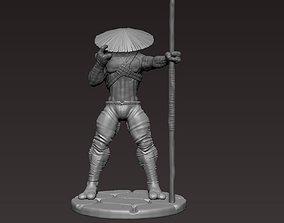 Donatelo 3D print model