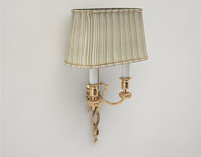 Pro - Tisserant Wall Lamp sconce 21926 3D