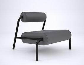 3D asset Zuiver Chair
