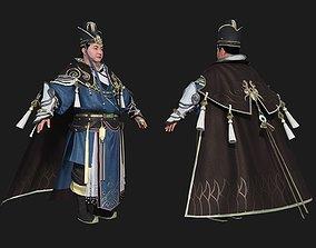 Eastern Depot Dongchang Eunuch ancient Fat 3D model