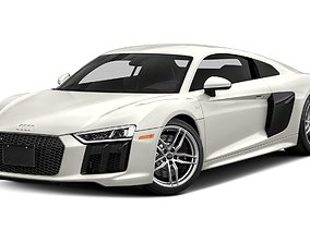 Audi R8 other 3D model