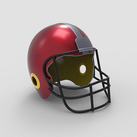 Rugby Helmet