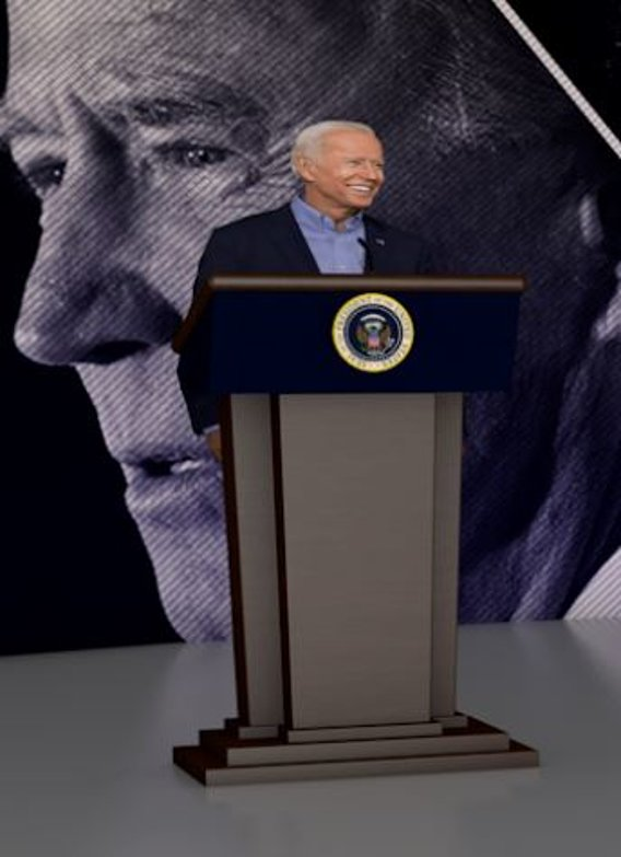 stand present of america