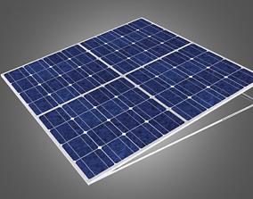 Solar Panel 3D model models