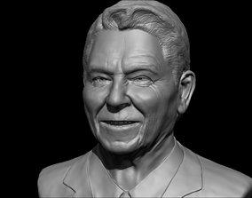 Ronald Reagan 3D print model