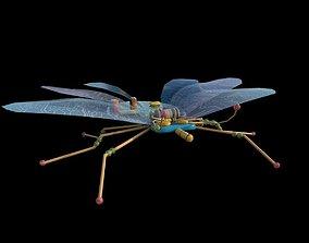 Spy Bug 3D asset