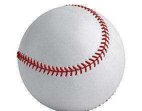 base ball 3D model