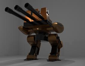 3D CnC Juggernaut