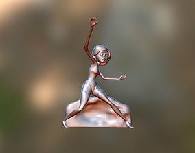 3D print model ElastiGirl