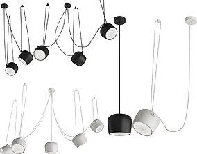 Flos Aim Lamps 3D